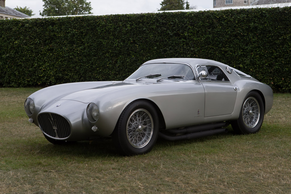 1954 Maserati A6GCS/53 Pinin Farina Berlinetta - Chassis ...