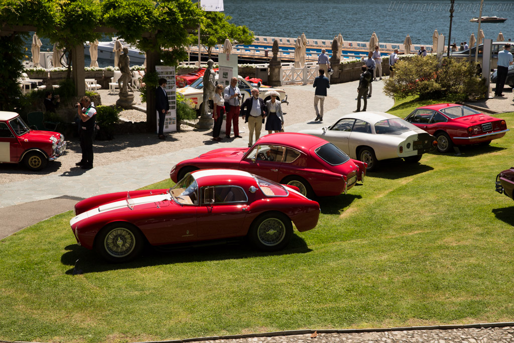 Maserati A6GCS/53 Pinin Farina Berlinetta - Chassis: 2059   - 2016 Concorso d'Eleganza Villa d'Este