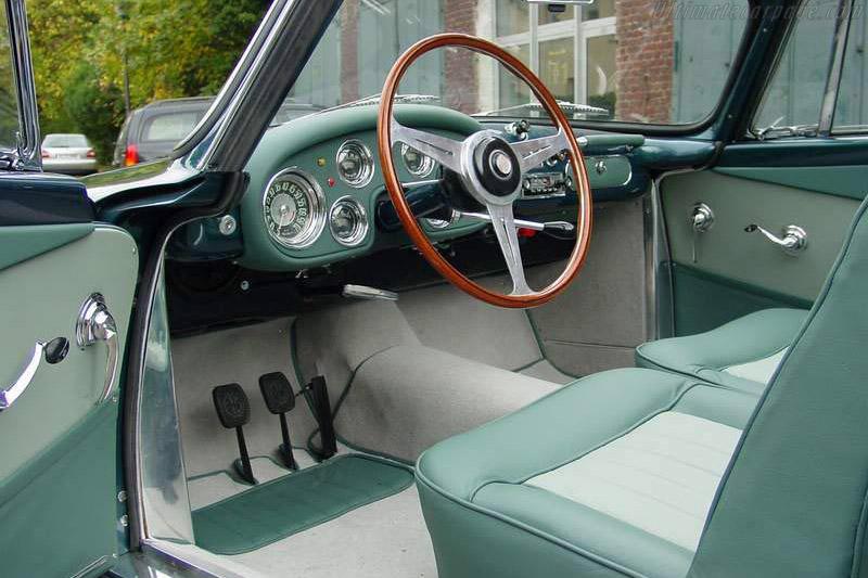 Alfa Romeo 1900C SS Touring Cabriolet