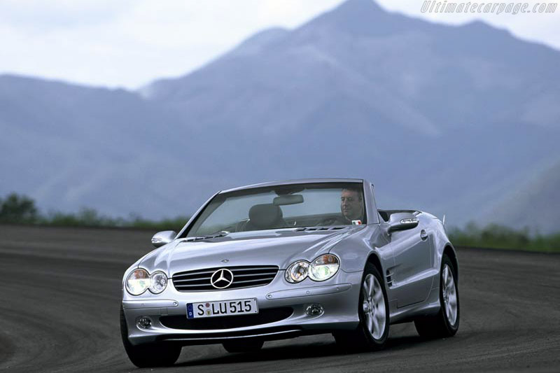 2003 mercedes benz sl 350 images specifications and. Black Bedroom Furniture Sets. Home Design Ideas