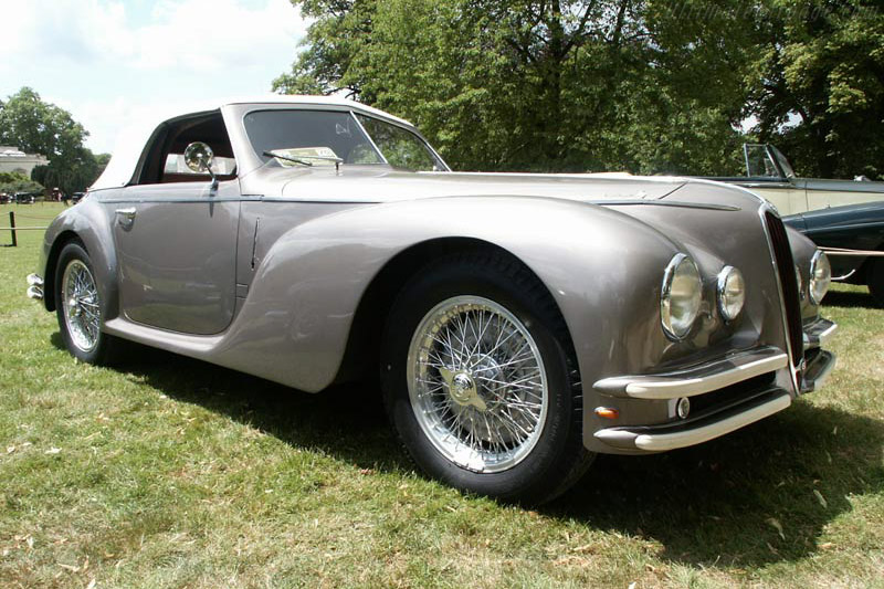 Click here to open the Alfa Romeo 6C 2500 SS Touring Cabriolet gallery