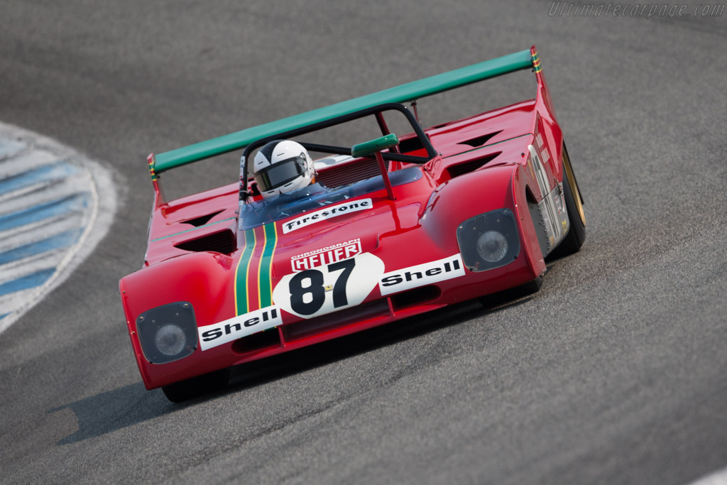 Ferrari 312 PB - Chassis: 0892   - 2016 Monterey Motorsports Reunion