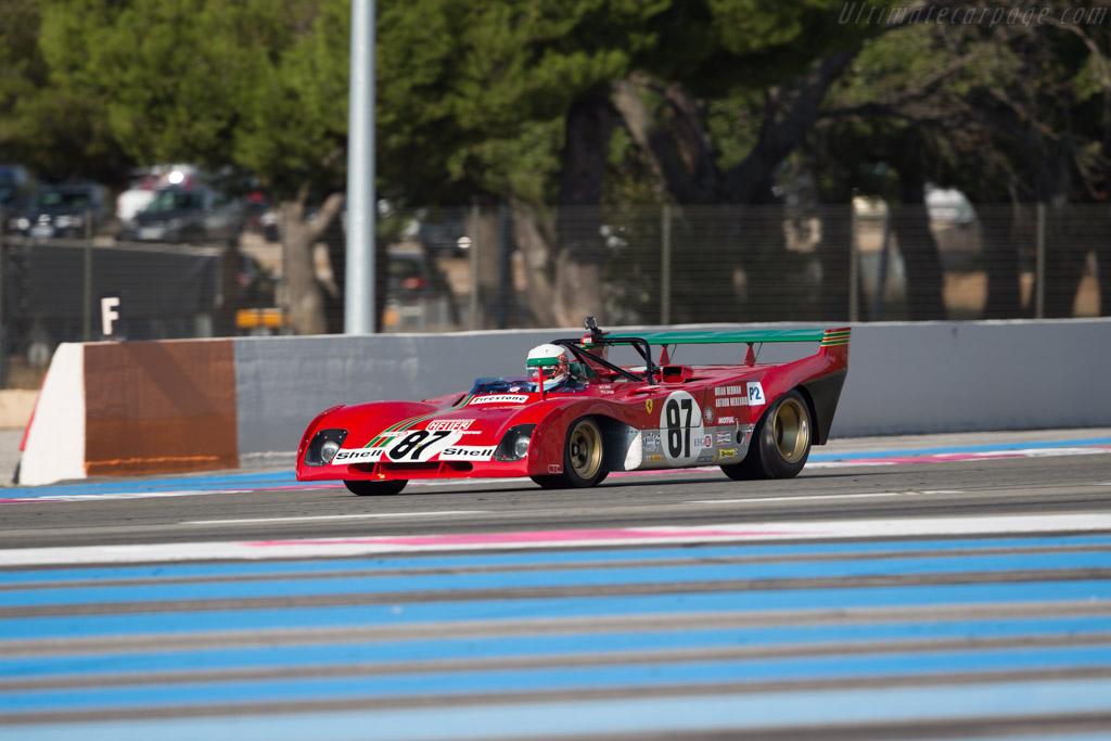 Ferrari 312 PB - Chassis: 0892   - 2016 Dix Mille Tours