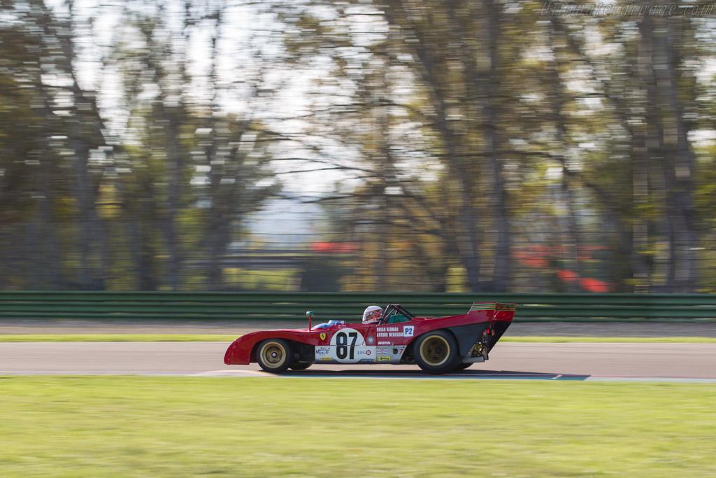 Ferrari 312 PB - Chassis: 0892   - 2016 Imola Classic