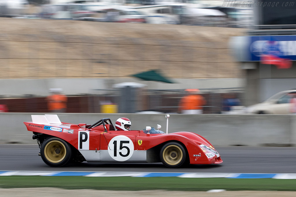 Ferrari 312 PB - Chassis: 0880   - 2008 Monterey Historic Automobile Races