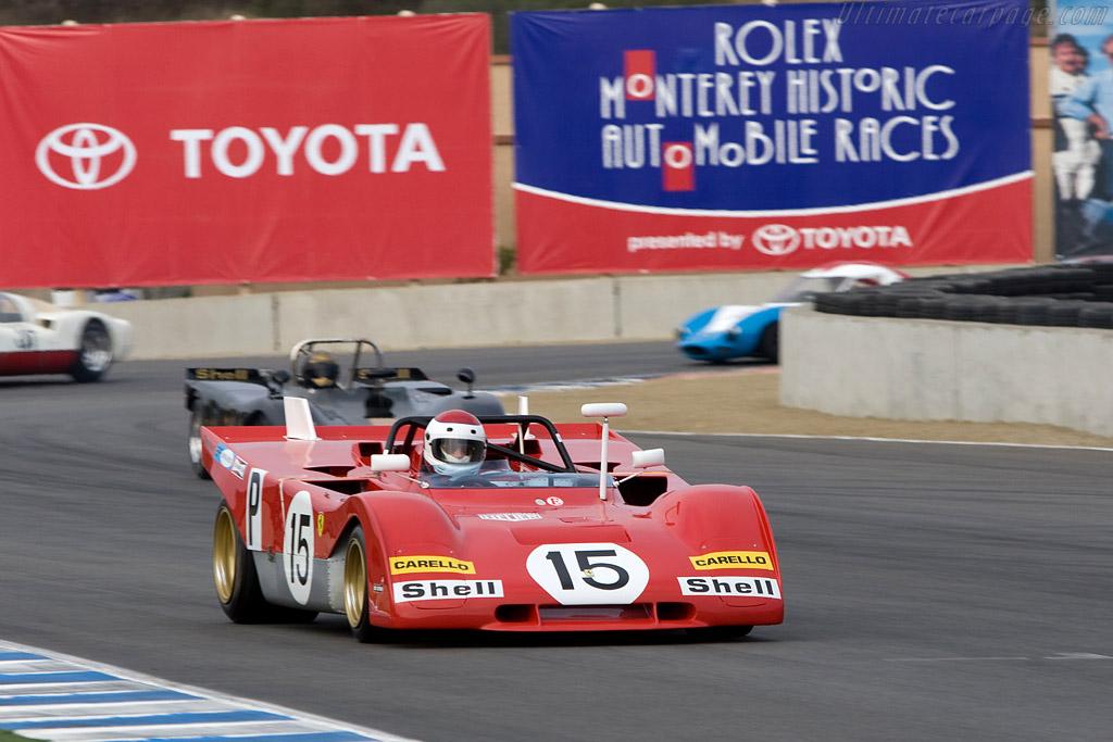 Ferrari 312 PB - Chassis: 0880   - 2008 Monterey Historic Automobile Races