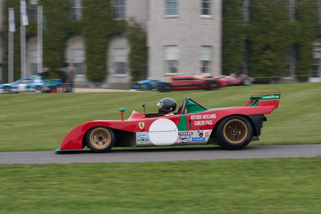 Ferrari 312 PB - Chassis: 0890   - 2011 Goodwood Preview