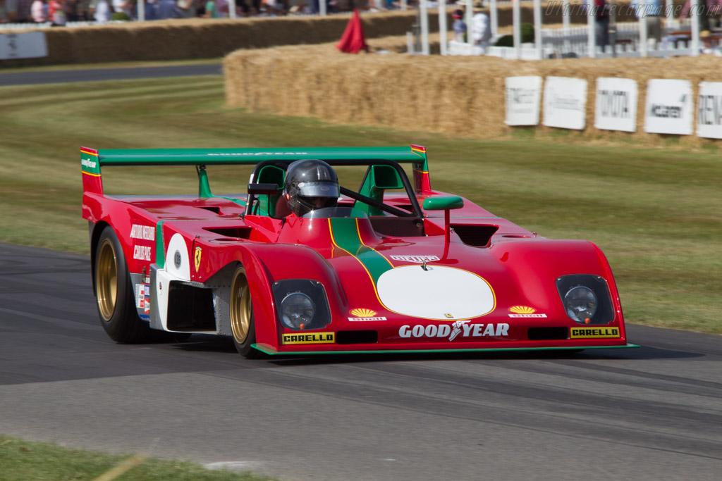 Ferrari 312 PB - Chassis: 0890   - 2013 Goodwood Festival of Speed