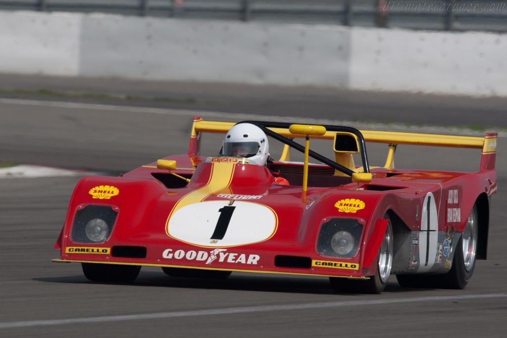Ferrari 312 PB - Chassis: 0888   - 2009 Modena Trackdays
