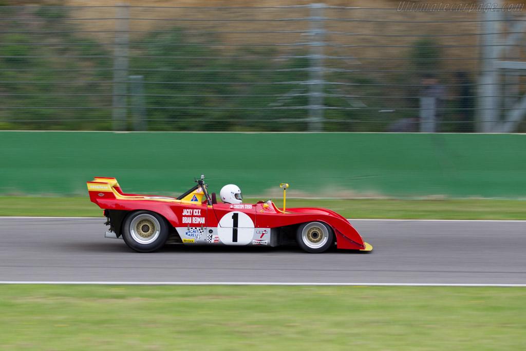 Ferrari 312 PB - Chassis: 0888   - 2015 Modena Trackdays