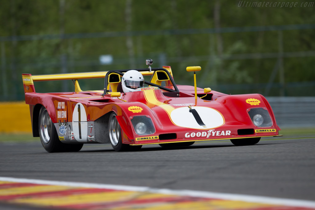 1971 - 1973 Ferrari 312 PB - Images, Specifications and ...