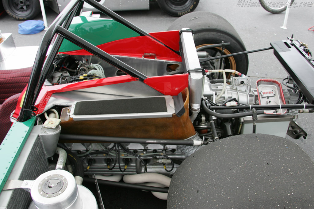 Ferrari 312 PB - Chassis: 0892   - 2010 Monterey Motorsports Reunion