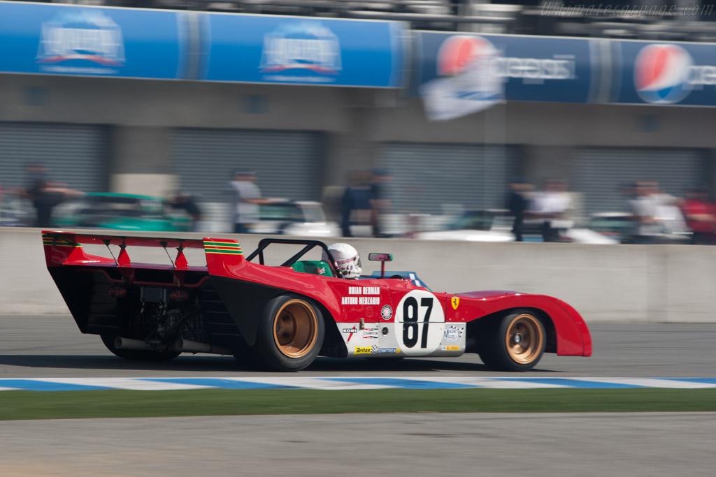 Ferrari 312 PB - Chassis: 0892   - 2011 Monterey Motorsports Reunion