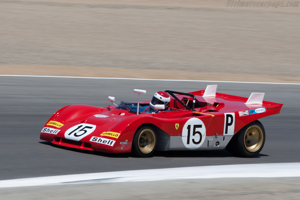 Ferrari 312 PB - Chassis: 0880   - 2009 Monterey Historic Automobile Races