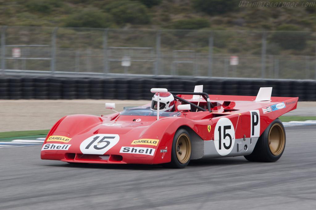 Ferrari 312 PB - Chassis: 0880   - 2011 Monterey Motorsports Reunion
