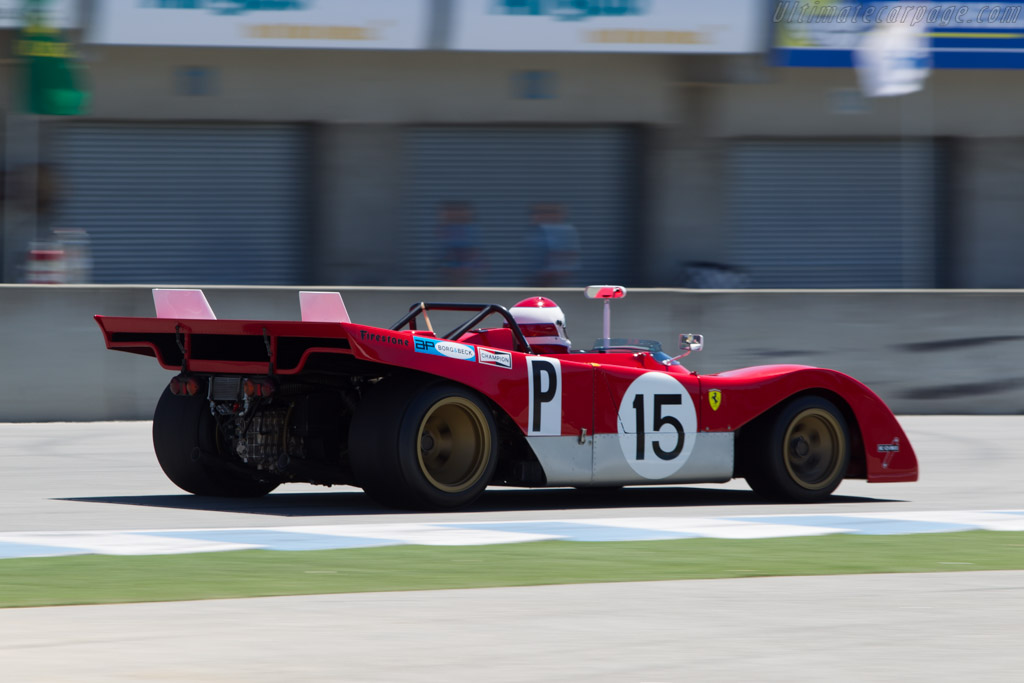 Ferrari 312 PB - Chassis: 0880   - 2014 Monterey Motorsports Reunion