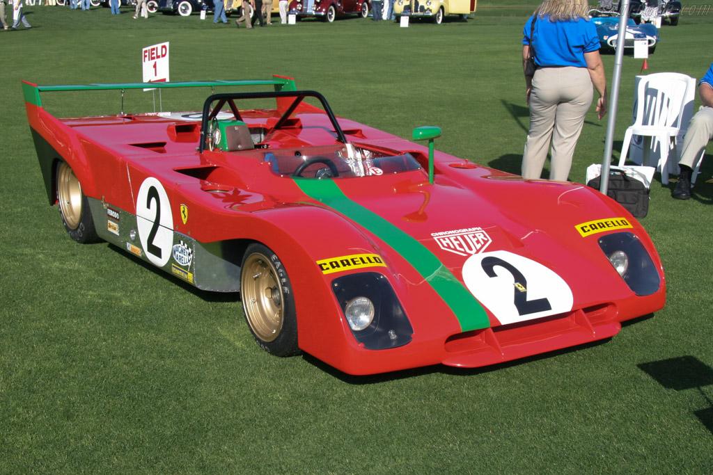 Ferrari 312 PB - Chassis: 0894   - 2006 Amelia Island Concours d'Elegance