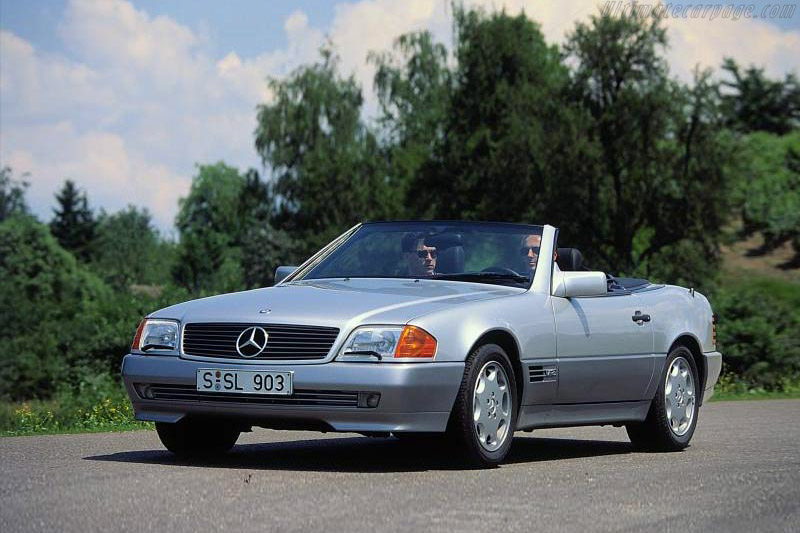 1992 2001 mercedes benz sl 600 images specifications for 1992 mercedes benz 600 class