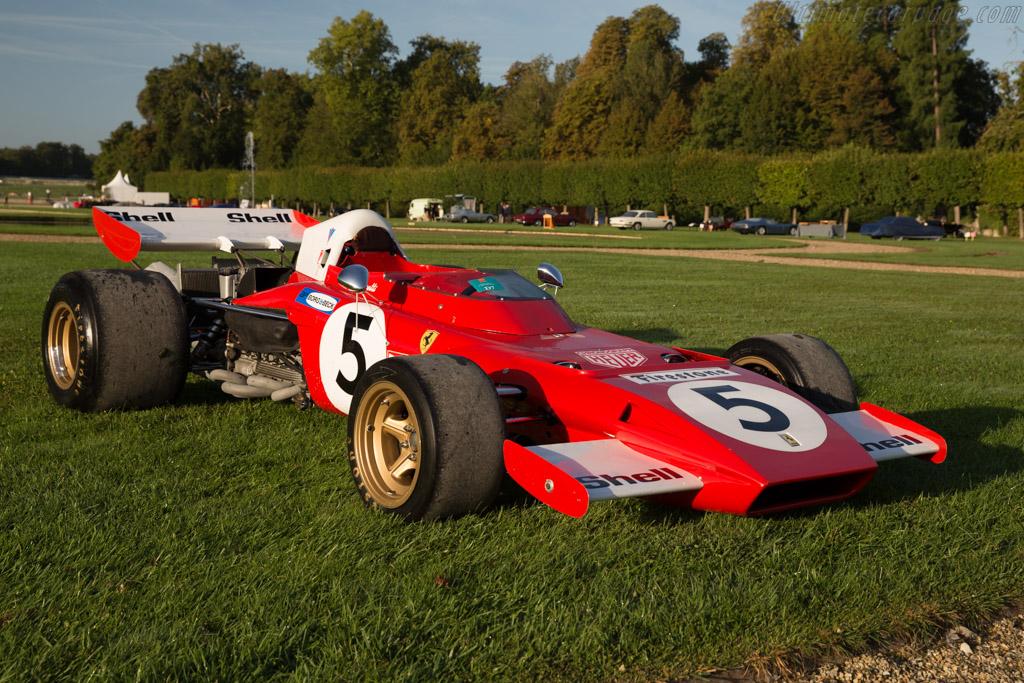 Ferrari 312 B2 - Chassis: 007   - 2015 Chantilly Arts & Elegance