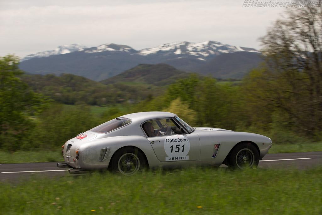 Ferrari 250 GT SWB Berlinetta Competizione - Chassis: 2129GT   - 2015 Tour Auto