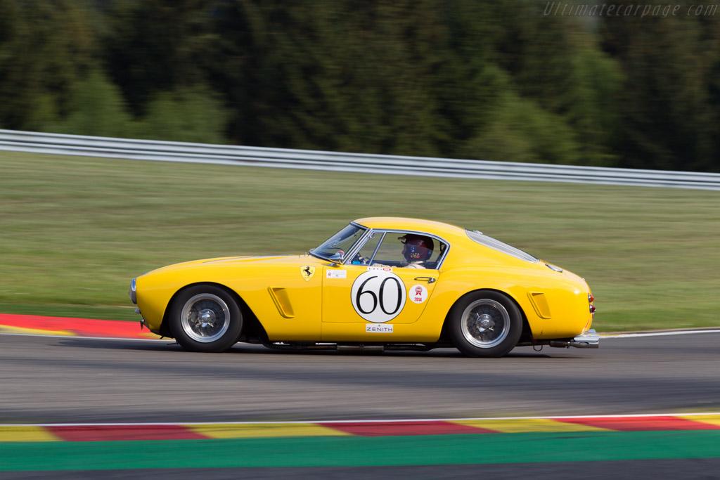 Ferrari 250 GT SWB Berlinetta Competizione - Chassis: 1953GT   - 2014 Spa Classic