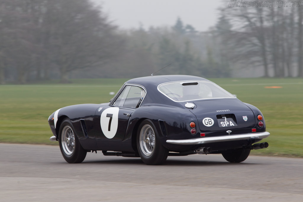ferrari 250 gt swb berlinetta competizione chassis 2119gt 2013 goodwood preview. Black Bedroom Furniture Sets. Home Design Ideas