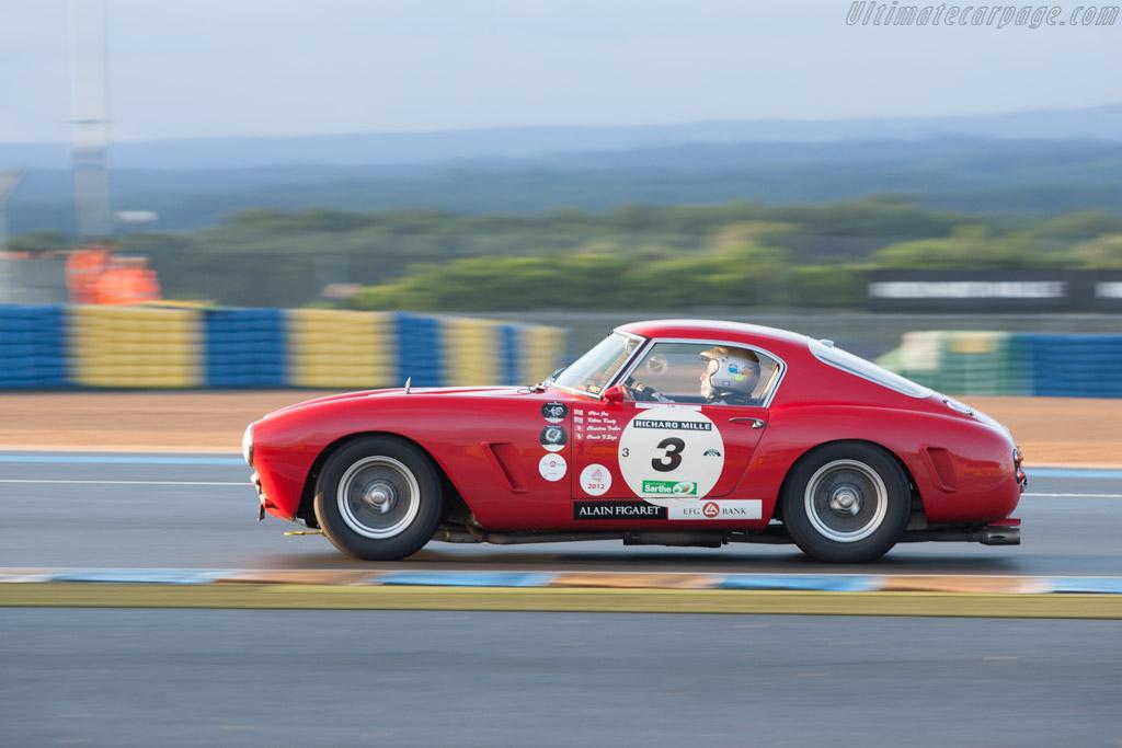 Ferrari 250 GT SWB Berlinetta Competizione - Chassis: 1811GT   - 2012 Le Mans Classic