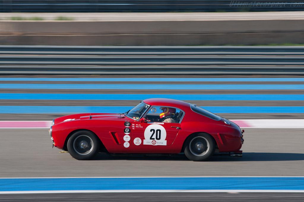 Ferrari 250 GT SWB Berlinetta Competizione - Chassis: 1811GT   - 2012 Dix Mille Tours