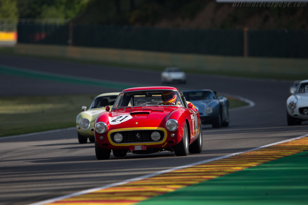 Ferrari 250 GT SWB Berlinetta Competizione - Chassis: 1811GT   - 2014 Spa Classic