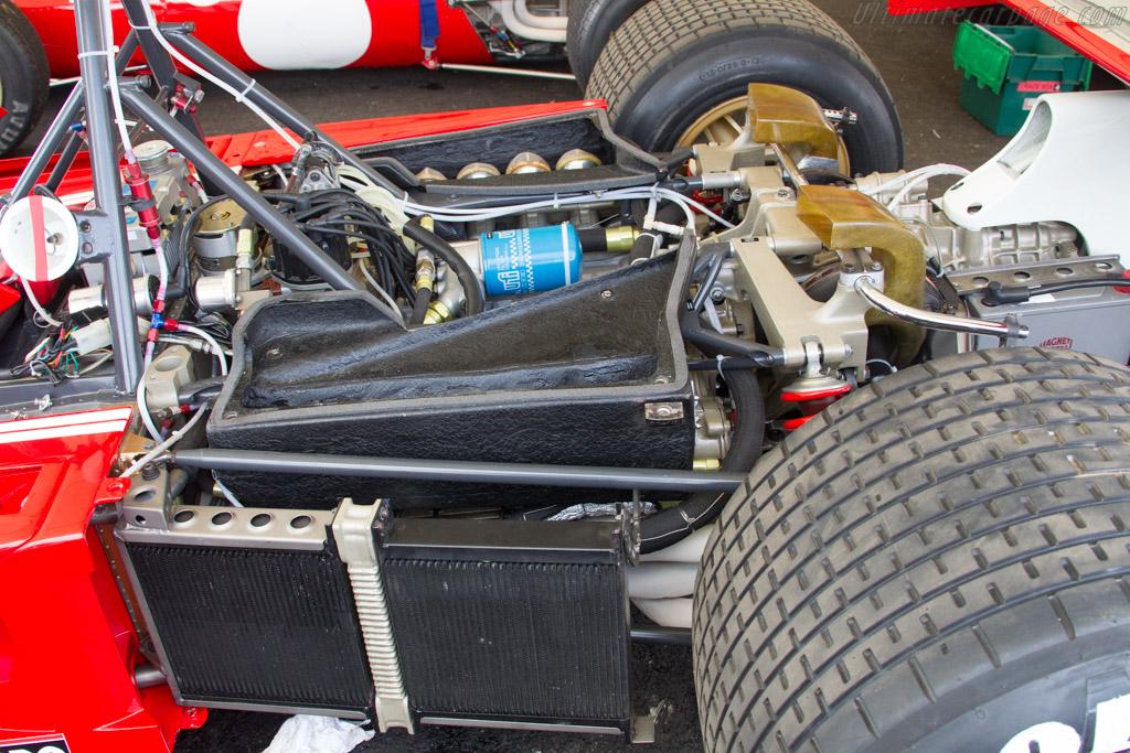 Ferrari 312 B3/74 - Chassis: 015   - 2017 Goodwood Festival of Speed