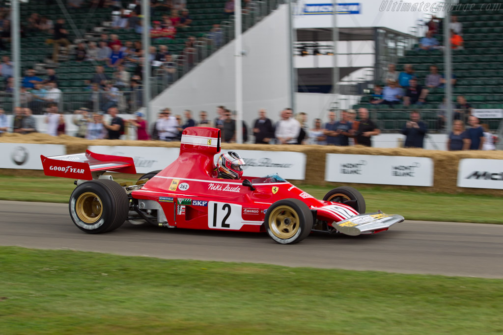 Ferrari 312 B3/74 - Chassis: 015   - 2017 Goodwood Festival of Speed