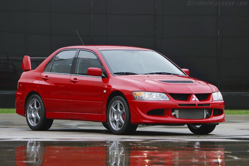 Click here to open the Mitsubishi Lancer EVO VIII GSR gallery