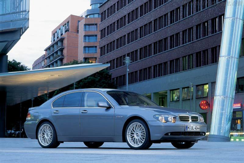 BMW E65 760i