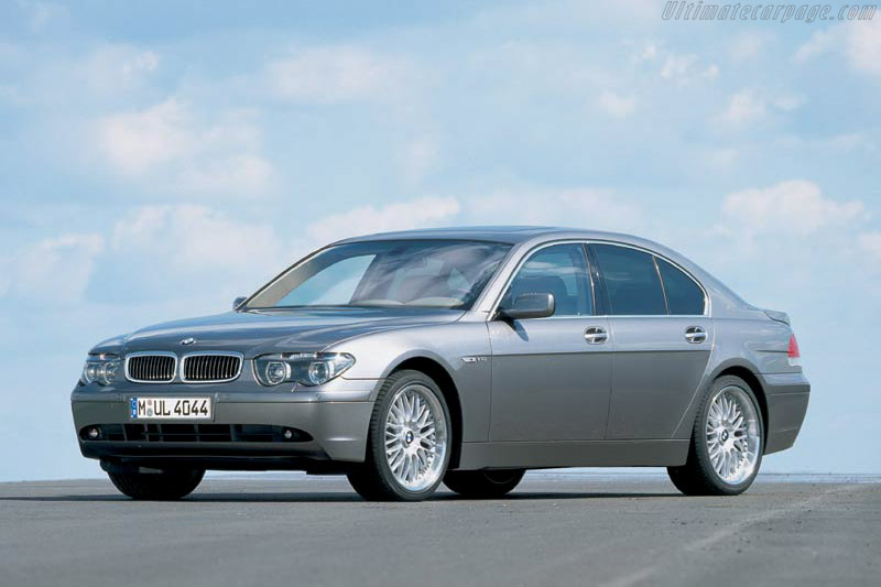 2003 2008 bmw e65 760i images specifications and. Black Bedroom Furniture Sets. Home Design Ideas