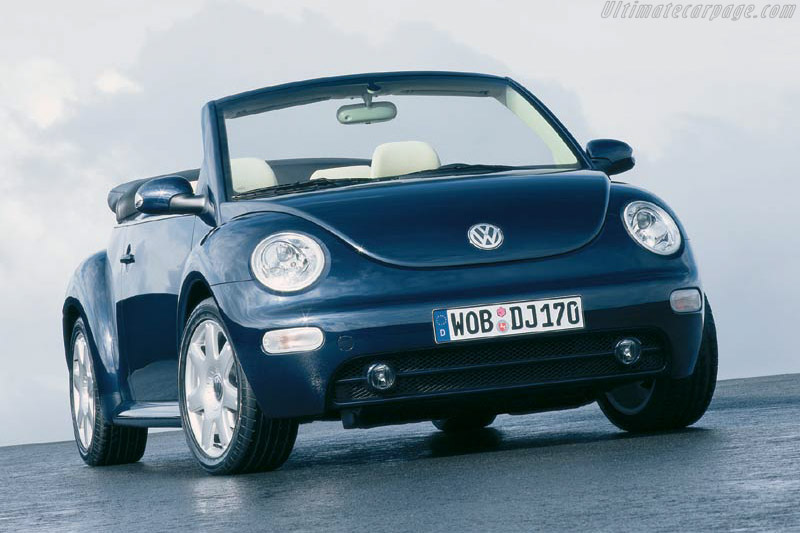 Click here to open the Volkswagen New Beetle Convertible gallery