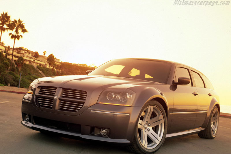 Click here to open the Dodge Magnum SRT-8 gallery