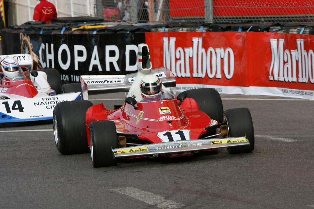 Ferrari 312 T - Chassis: 021   - 2006 Monaco Historic Grand Prix