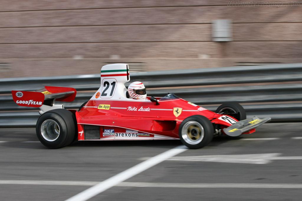 Ferrari 312 T - Chassis: 018   - 2006 Monaco Historic Grand Prix