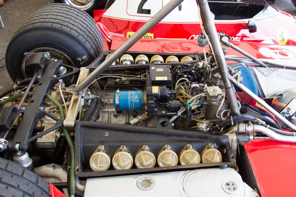 Ferrari 312 T - Chassis: 024   - 2015 Goodwood Festival of Speed