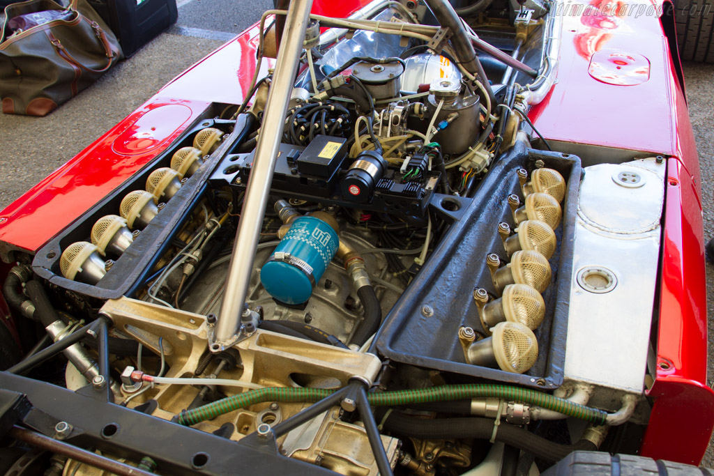Ferrari 312 T - Chassis: 024   - 2015 Goodwood Festival of Speed