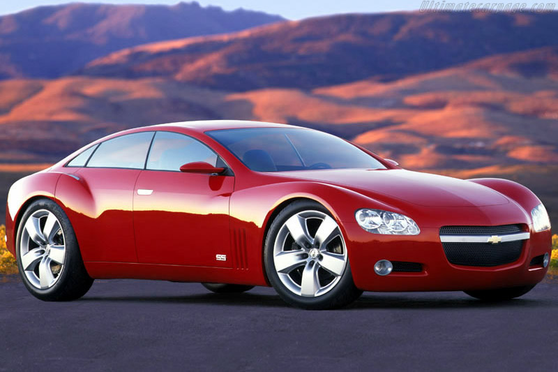 Click here to open the Chevrolet SS Concept gallery