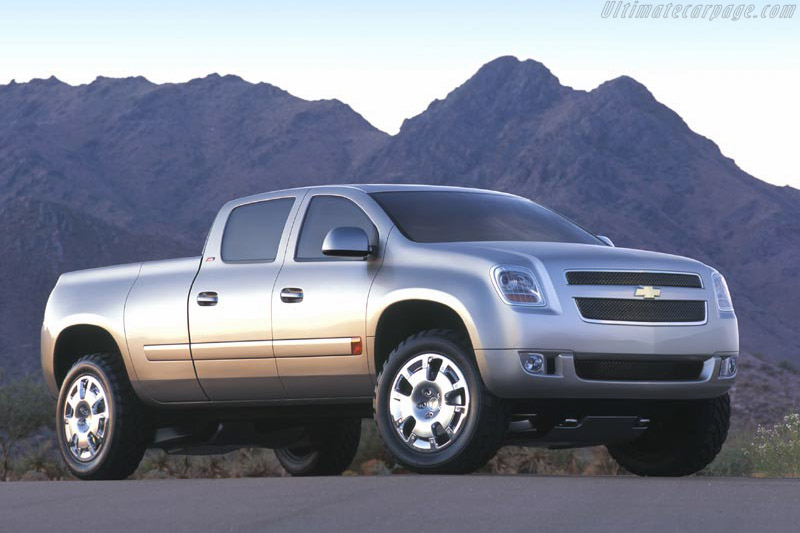 Click here to open the Chevrolet Cheyenne gallery