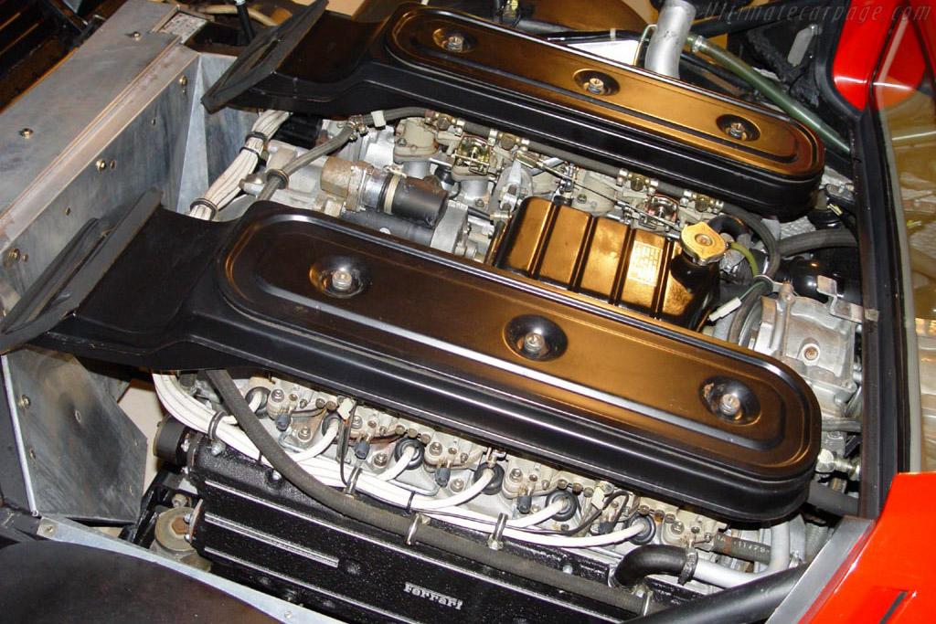 Ferrari 512 BB - Chassis: 30865   - 2003 Bonhams Gstaad Auction