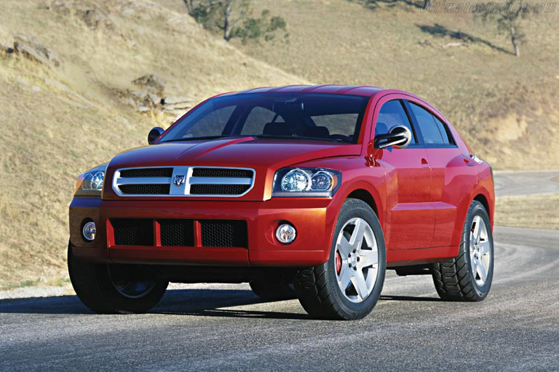 Click here to open the Dodge Avenger gallery
