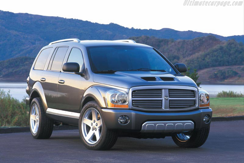 2003 Dodge Durango Rt Hemi Images Specifications And