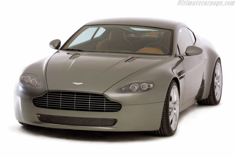 Click here to open the Aston Martin AMV8 Vantage gallery