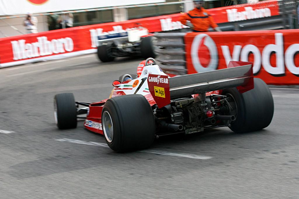 Ferrari 312 T2 - Chassis: 026  - 2006 Monaco Historic Grand Prix