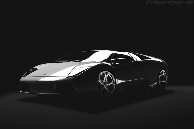 Click here to open the Lamborghini Murciélago Barchetta gallery