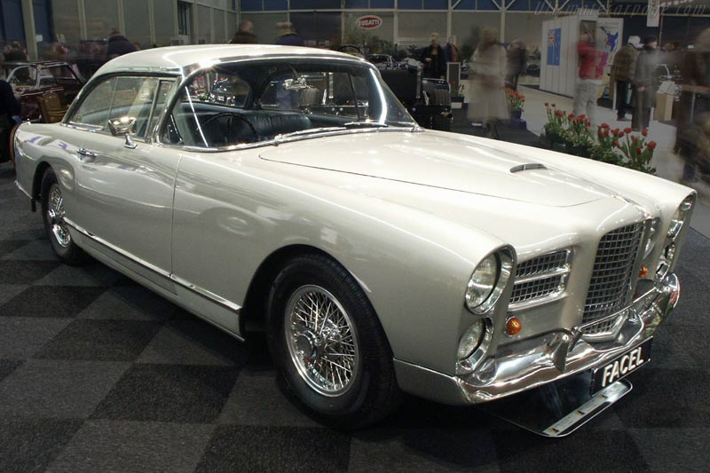 1958 1961 facel vega hk 500 images specifications and. Black Bedroom Furniture Sets. Home Design Ideas