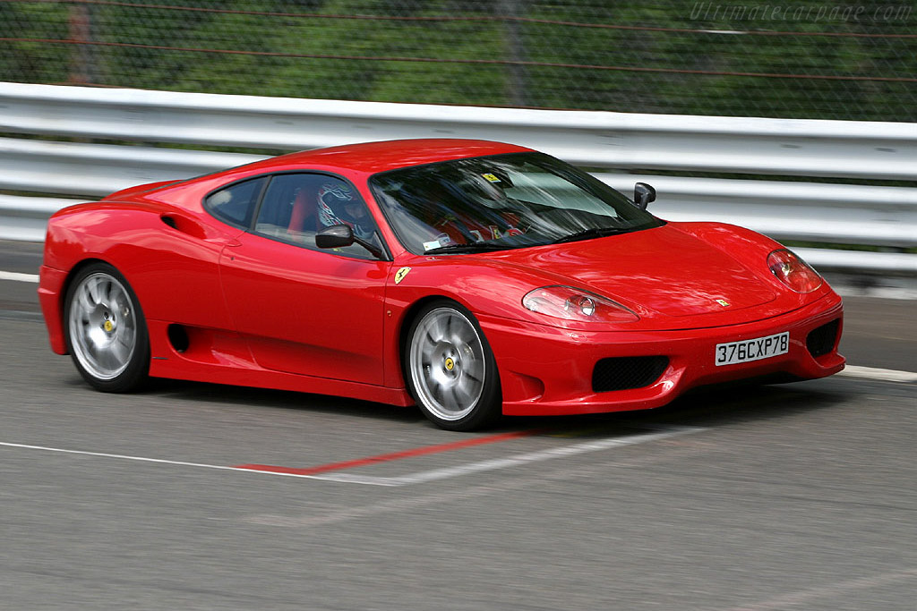 Click here to open the Ferrari 360 Challenge Stradale gallery